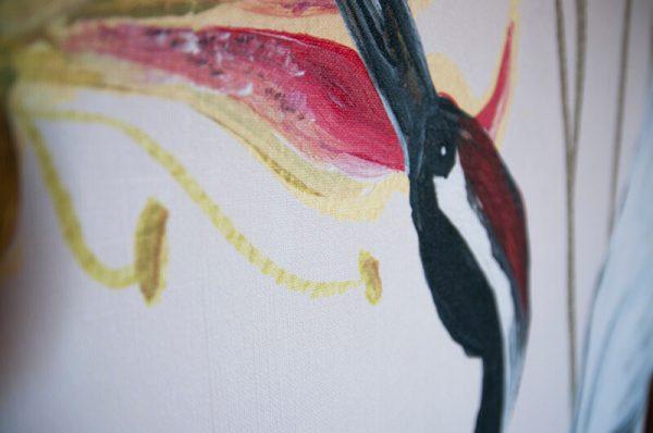 Behang Detail